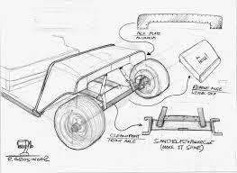 ron grosinger u0027s vehicle design electric wheelie golf cart
