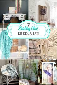 7 beautiful shabby chic diy decor ideas to make now home with