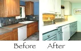 kitchen cabinet refurbishing ideas great refurbished kitchen cabinets metaman concerning kitchen