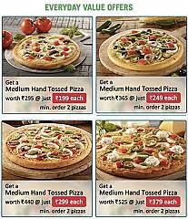 domino pizza hand tossed domino s pizza s in nagpur menu