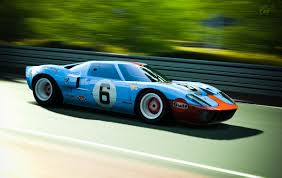 gulf car from gulf oil to gulf racing ridestory