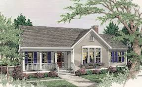 split bedroom privacy 6273v country farmhouse ranch 1st plan