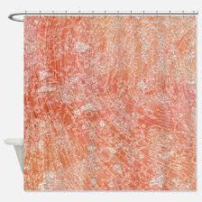 Pink And Orange Shower Curtain Gold Glam Shower Curtains Gold Glam Fabric Shower Curtain Liner