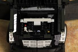 lego volkswagen inside lego ideas cadillac cts v custom
