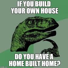 Build Your Own Meme - philosoraptor meme imgflip