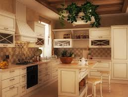 transitional kitchen design built in oven and microwave white