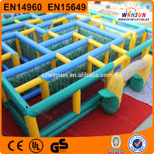 inflatable maze inflatable maze suppliers and manufacturers at