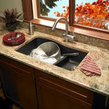Design Composite Kitchen Sinks Ideas Granite Composite Sink Gallery Photos By Swanstone Forest Ave