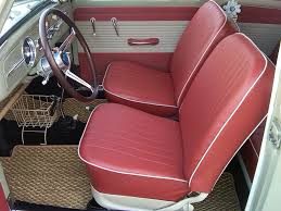 Tmi Upholstery Vw Thesamba Com Beetle 1958 1967 View Topic Seat Re