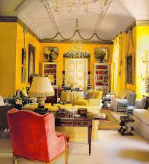 yellow room lunch latte yellow walls part three