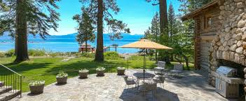 Homes For Rent In California by Lakefront Vacation Rentals In Lake Tahoe Tahoe Getaways Tahoe