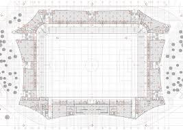 Anz Stadium Floor Plan Design Arena Kombëtare U2013 Stadiumdb Com