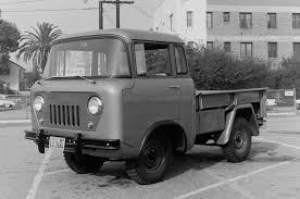 jeep forward control van 1957 forward control jeep truck trend history