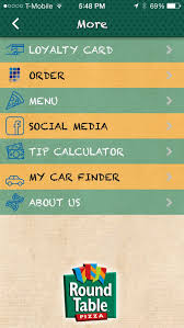 round table pizza app 8 best round table pizza app images on pinterest pizza location
