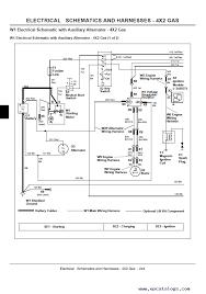 john deere gator 4x2 wiring schematic wiring diagram