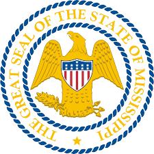 mississippi flags emblems symbols outline maps