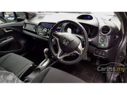 Honda Insight Hybrid Interior Honda Insight 2013 Hybrid I Vtec 1 3 In Kuala Lumpur Automatic