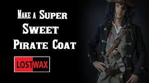 pirate coat diy frock coat