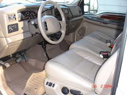 2000 Ford F250 Interior 2000 Ford Excursion Diesel News Reviews Msrp Ratings With