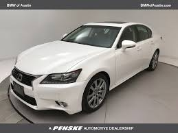 2013 lexus ls 460 kbb 2013 used lexus gs 350 4dr sedan rwd at bmw of austin serving