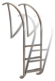 inground steps ladders handrails and accessories royal