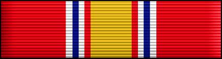 korean service ribbon