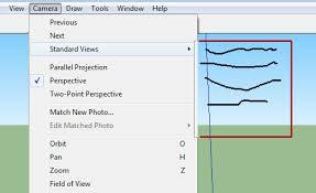 Windows 7 Top Bar Submenus Hidden In Top Menu Bar Screenshot Sketchup Sketchup
