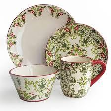 christmas dinnerware 52 dinnerware sets buy dinnerware sets from bed
