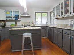 painting kitchen cabinets after sanding how to paint your kitchen cabinets without sanding and