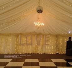 wedding backdrop hire uk 104 best wedding lighting hire images on wedding