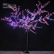 christmas tree flower lights decorative outside tree lights wanker for