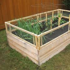 How To Make A Raised Bed Vegetable Garden - 42 diy raised garden bed plans u0026 ideas you can build in a day