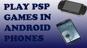 psp ke game android smartphone mobile main kaise khele hindi
