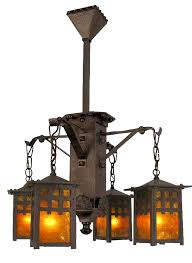 Arts Crafts Lighting Fixtures Vintage Hardware Lighting Arts And Crafts Craftsman And