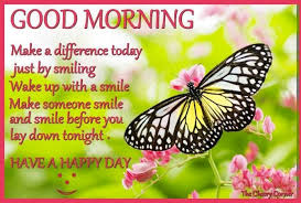 morning make a difference today a happy day pictures