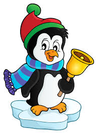 penguin with bell transparent png clip art image gallery