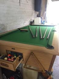 slate top pool table slate top pool table with accessories hout bay gumtree