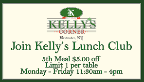 kelly u0027s corner family resturant and bar brewster ny