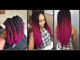 how to pretwist hair 94 american gyal twist queenluxhair youtube