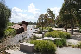 Cranbourne Botanic Gardens Cafe by Australian Garden At The Royal Botanic Gardens Cranbourne Victoria