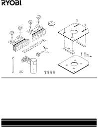 Ryobi Table Saw Manual Ryobi Saw Bt3000 User Guide Manualsonline Com