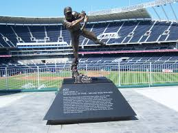 Kauffman Stadium Map Howser Statue Kauffman Stadium Kansas City Pinterest
