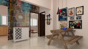 Furdo Home Interior Design Themes  Graffiti Art D Walkthrough - Homes interior design themes