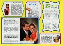 Popular Southern Comfort Drinks 50 Drinks U0026 Toasts 1968 Click Americana
