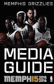 2015 16 memphis grizzlies media guide by eduardo junior issuu