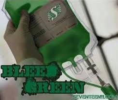 Seeking Blood Riders Seeking New Blood For Bleed Green