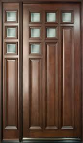beautiful wood entry doors exterior entry doors with sidelights