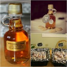 maple syrup wedding favors springdale maple farm products maple syrup ottawa www