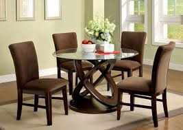furniture elegant cool round kitchen tables teak dining table