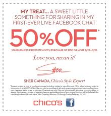 chicos coupon chico s 50 100 purchase printable online coupon al